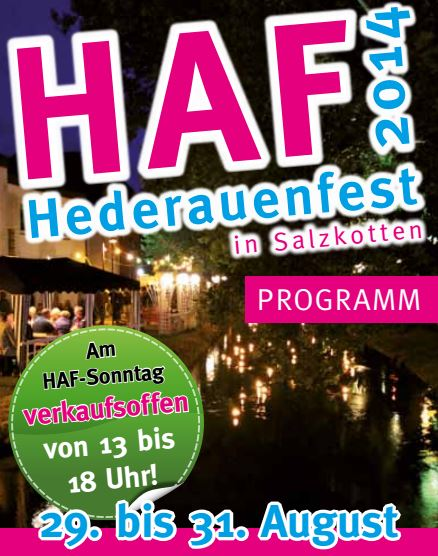 Hederauenfest 2014